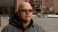 Le président du syndicat des cols bleus de la Ville de Gatineau, Denis Savard