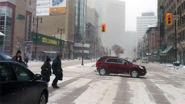 Le service d'autobus scolaire de Winnipeg a été annulé vendredi en raison des températures extrêmement froides.