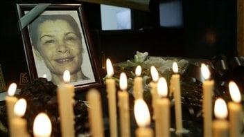 La journaliste canadienne Zahra Kazemi a été arrêtée et tuée en 2003 dans une prison de Téhéran.