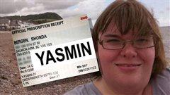 Rhonda Bergen, de Salmon Arm en Colombie-Britannique, est morte en décembre 2012 à l'âge de 36 ans de caillots de sang aux poumons.