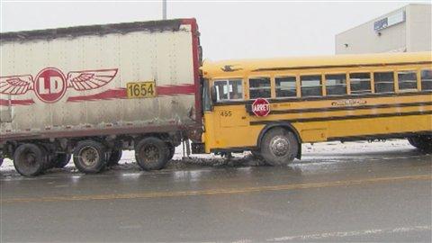 La cause de la collision reste indéterminée.