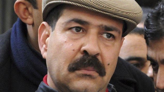 Chokri Belaïd le 29 décembre 2010