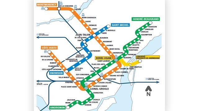 Quelle station de métro vous ressemble le plus? Faites le test!