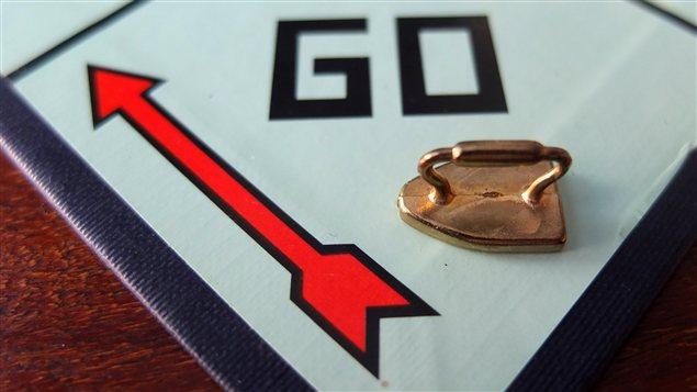Le jeton en forme de fer à repasser ne fait plus partie des nouveaux jeux Monopoly.