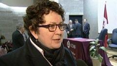 Liane Roy, présidente-directrice générale du CCNB