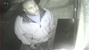 Photo de Christopher Dorner fournie par la police de Irvine, au sud de Los Angeles, en Californie