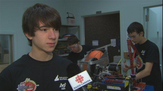Des jeunes de l'école LeBer iront à une compétition de robotique aux États-Unis en mars.