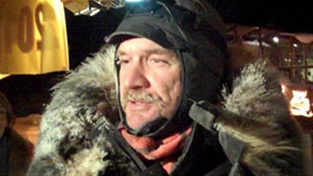 L'Alaskien Allen Moore a remporté la course du Yukon Quest lundi.