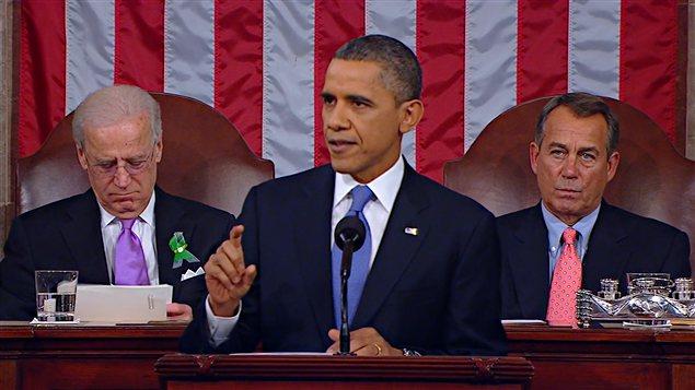 Discours sur l'état de l'Union de Barack Obama