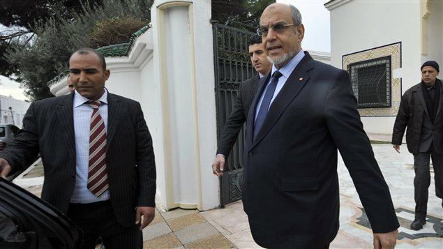 Le premier ministre tunisien a rencontré aussi un groupe d'ambassadeurs