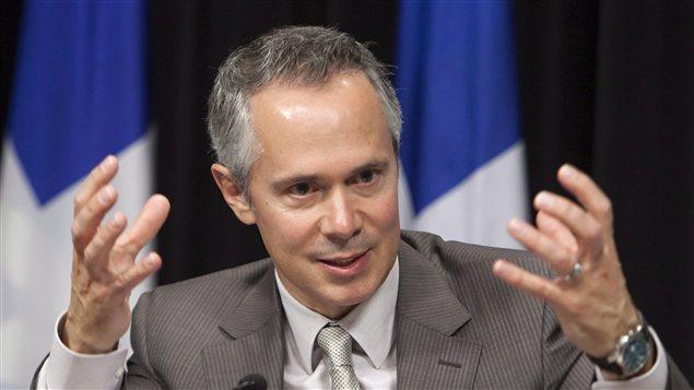 Le président d'Hydro-Québec, Thierry Vandal