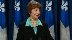 Point de presse de Françoise David le 14 février 2013