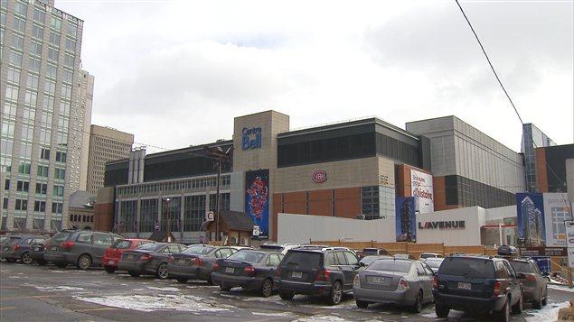 Centre Bell, à Montréal
