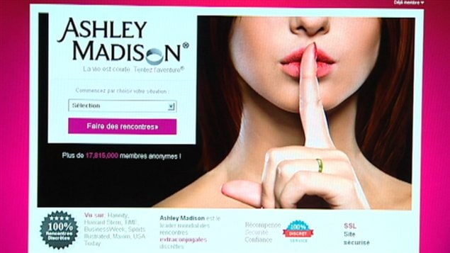 ashley madison site rencontre 'find your moment': meet the new ashley madison and its executives the company will be launching a new television advertising campaign in english-speaking markets on july 18.