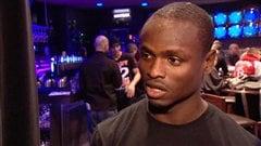Le boxeur Dierry Jean tentera de conserver son titre.