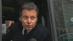 Garry Tweddez, chauffeur au RTC
