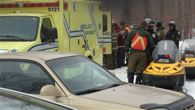 Un homme de 24 ans a été retrouvé au pied de la paroi La Rouche