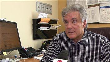 Le neurologue François Delisle