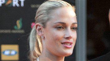 La mannequin Reeva Steenkamp