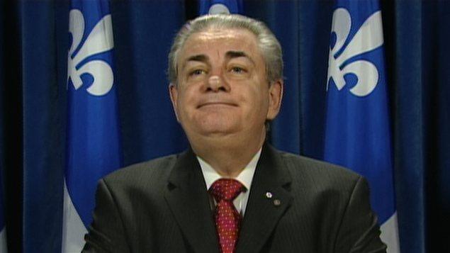 Le député de la CAQ Jacques Duchesneau
