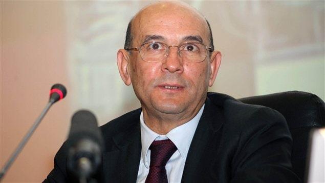 Abdelhamid Zerguine, PDG de Sonatrach