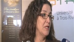 Nadia Ghazzali, rectrice de l'UQTR