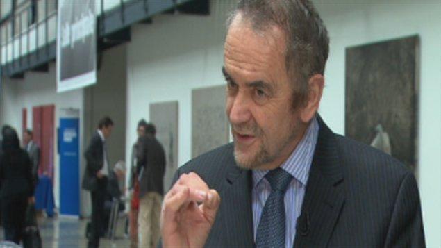 Michel Nadeau, de l'Institut sur la gouvernance