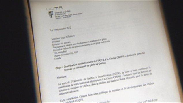 Document - Université du Québec à Trois-Rivières
