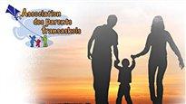 Le logo de l'Association des parents fransaskois
