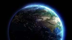 La Terre est-elle plate ou ronde? Une dispute force l'intervention de la police