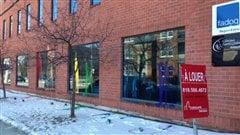 Les bureaux du député de Sherbrooke Serge Cardin sont vandalisés.
