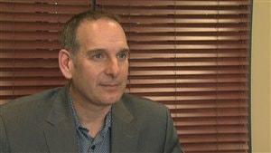 Michel Plouffe, directeur général de Développement économique-CLD Gatineau