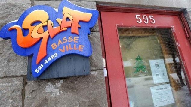 Le Squat Basse-Ville devient un refuge de nuit