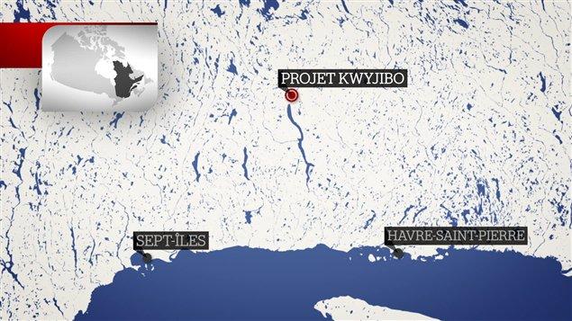 Carte du projet Kwyjibo