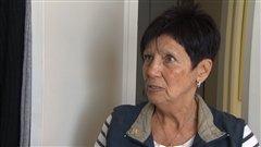 Louise Robitaille a pris en charge certains enfants après l'évacuation de la garderie.