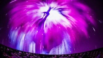 Le spectacle Continuum emmènera les spectateurs dans une odyssée dans l'espace