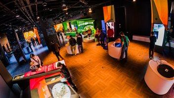 L'exposition numérique et interactive Exo vous emmènera sur les traces de la vie dans l'Univers.