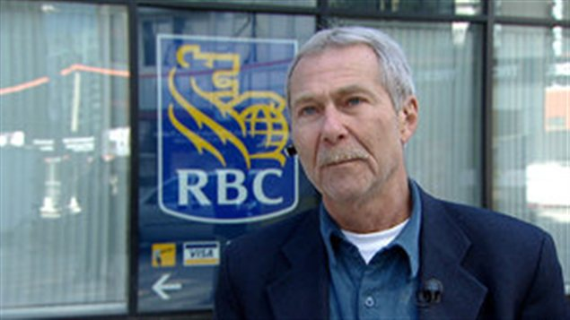 Dave Moreau perd son emploi à RBC