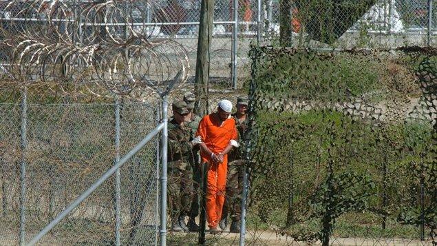 Un prisonnier de Guantanamo