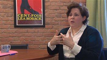 Nathalie Goulet, directrice du Conseil d'intervention pour l'accès des femmes au travail