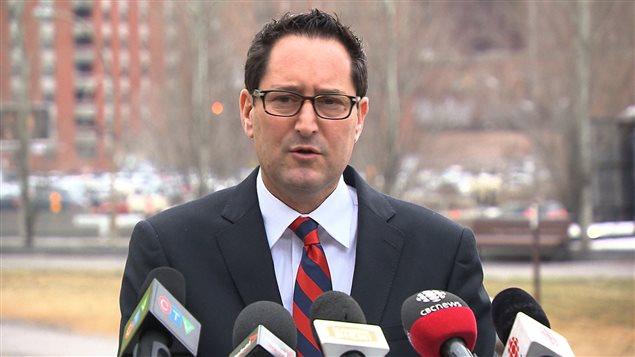 Michael Applebaum, maire de Montréal