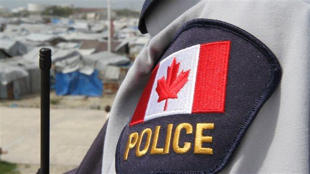 Un policier canadien de la MINUSTAH