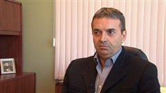 Le président de l'Association des médecins omnipraticiens de l'ouest du Québec, Dr Marcel Guilbeault