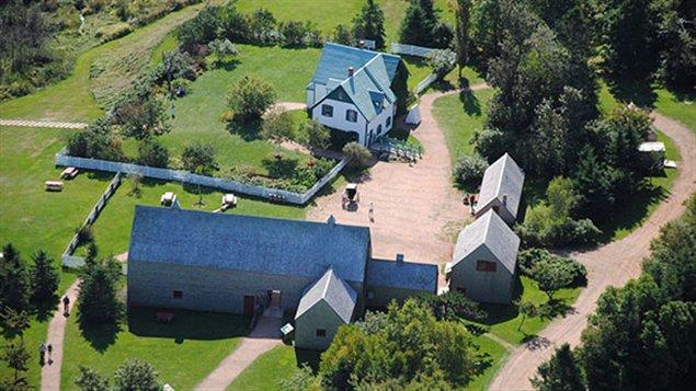 Tourisme les compressions parc canada d nonc es l 39 for Anne la maison au pignon vert film