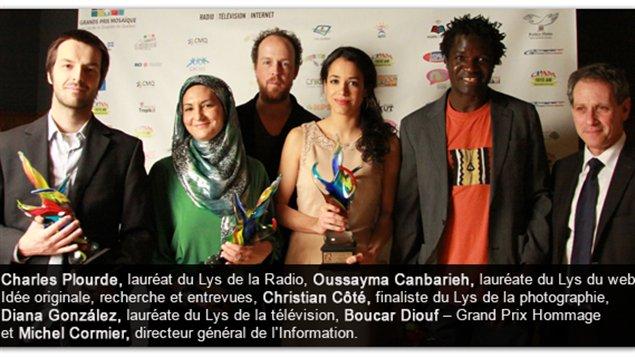 Les Prix Lys de la Diversité