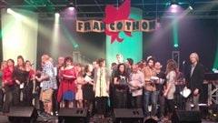 Francothon: état de la précampagne