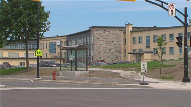 École Pointe-Lévy