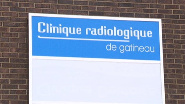 une clinique de radiologie de gatineau est ferm e sans pr avis ici radio. Black Bedroom Furniture Sets. Home Design Ideas