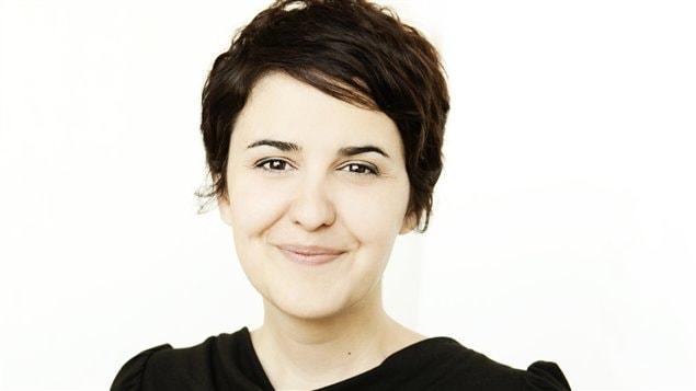 Sophie Létourneau, lectrice pour le Prix du récit Radio-Canada 2013