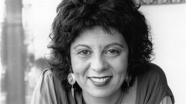 Myriame El Yamani, lectrice pour le Prix du récit Radio-Canada 2013